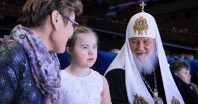 Фото пресс-служба Патриарха Московского и всея Руси