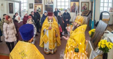 Престольный праздник в храме с. Тыловыл-Пельга Вавожского района