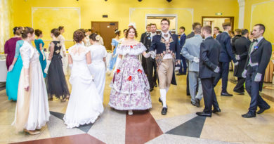 Ежегодный бал православной молодежи