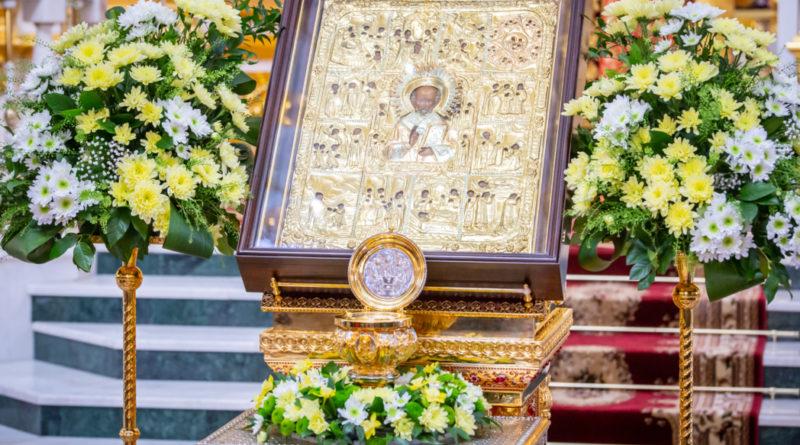Торжества в честь святителя Николая Чудотворца