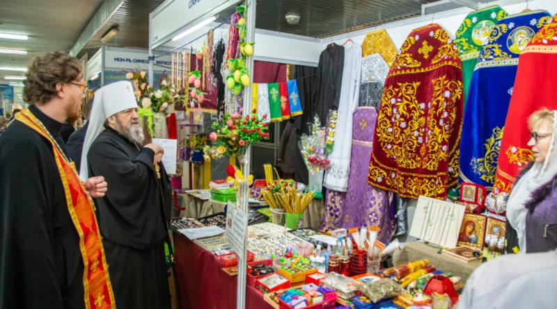 Состоялось открытие православной выставки «От покаяния к воскресению России»