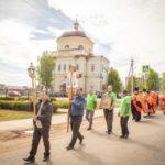 В Вавоже состоялся традиционный крестный ход вокруг села