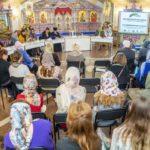 В кафедральном соборе прошел круглый стол «Проблемы сохранения и продвижения редкой книги»