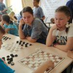 Шашечный турнир для учеников воскресных школ
