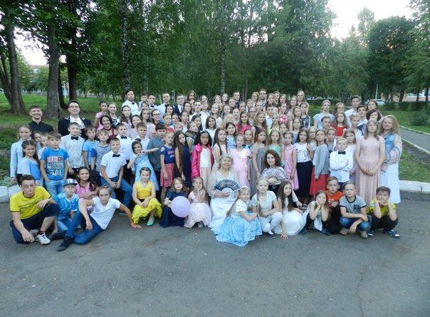 XVIII образовательная смена «Детская православная академия» прошла в Удмуртии
