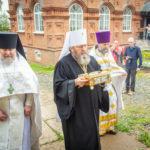 Престольный праздник Преображенского храма г. Воткинска