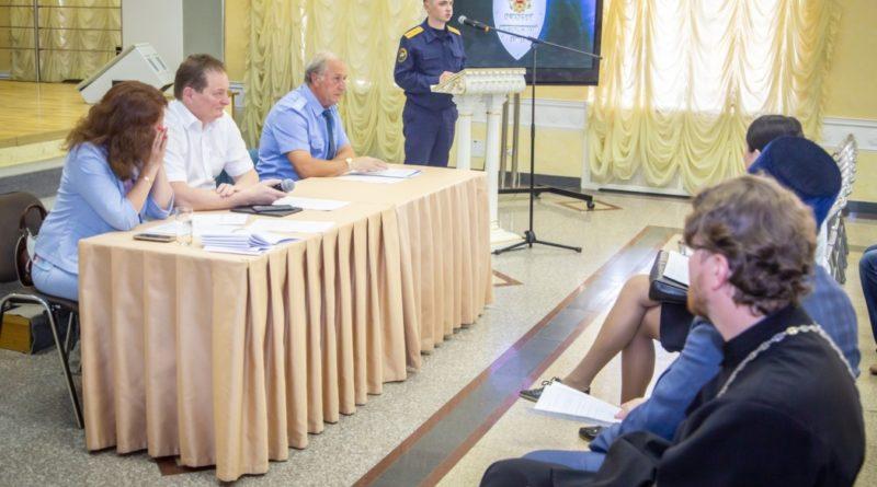 Священник принял участие в круглом столе «Терроризм – угроза 21 века»
