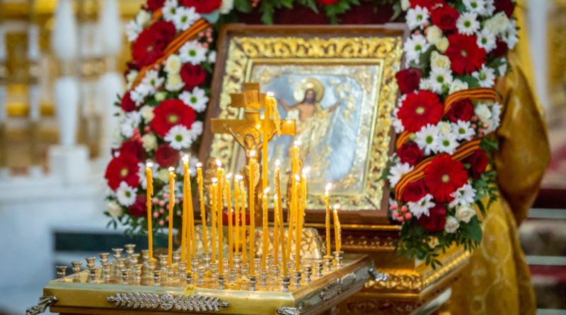 В Ижевске вознесли молитвы о М.Т. Калашникове в день его 100-летия