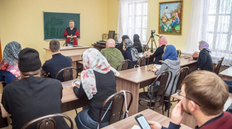Основы журналистики. Четвертое занятие проекта Епархиальный медиацентр