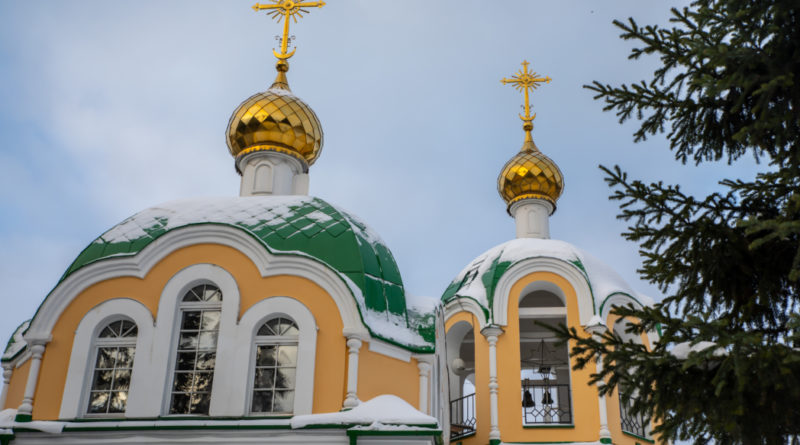 Служение митрополита Викторина в день праздника Обрезания Господня