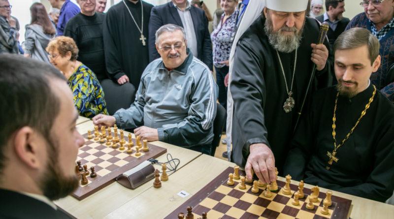 В рамках межконфессиональной Спартакиады состоялся шахматный турнир