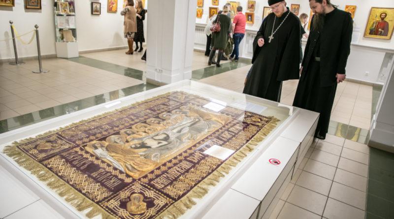 Выставка икон «О тебе радуется» открылась в ВЦ «Галерея»