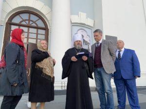 В рамках проекта «Духовный путь Чайковского» состоялись встречи с духовенством