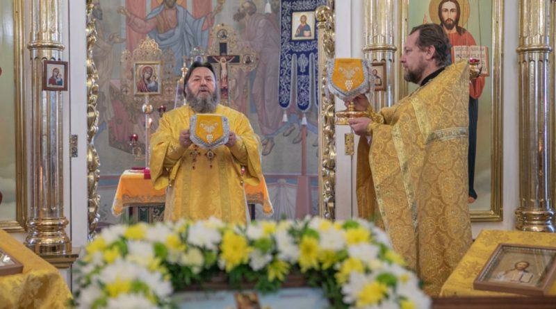 10 лет со дня освящения храма свт. Алексия Московского г. Ижевска