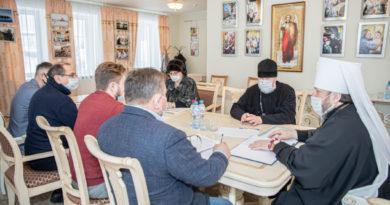 рабочая группа Благовещенского собора