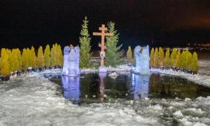 18 и 19 января в Ижевске пройдут традиционные Крещенские купания