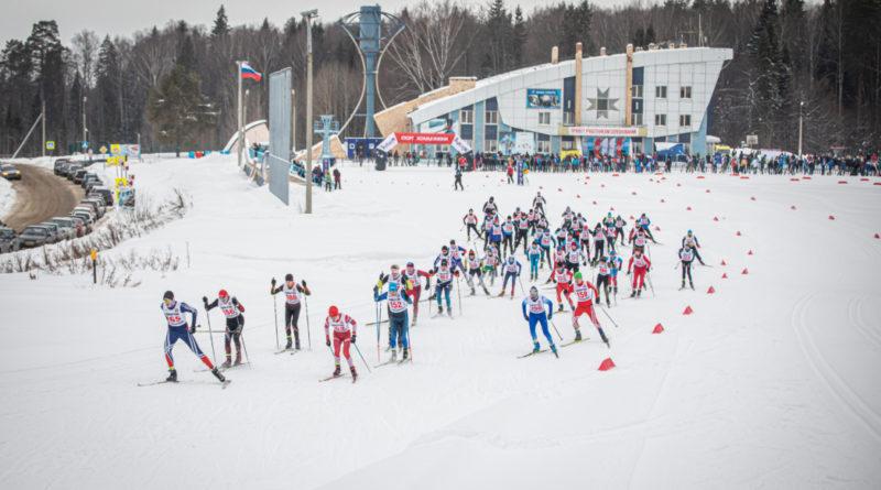 В рамках Межконфессиональной спартакиады прошла лыжная гонка