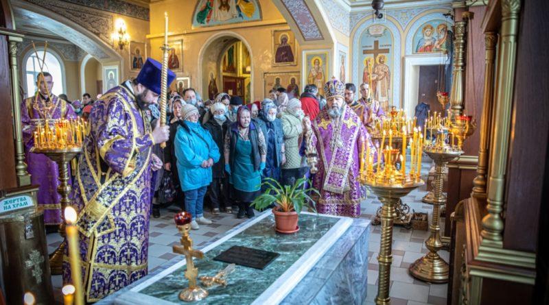 Свято-Троицком