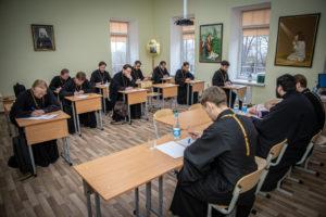 В Ижевске прошли курсы повышения квалификации духовенства при участии инспекции Учебного комитета