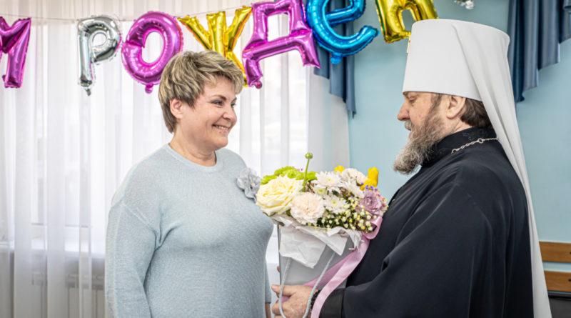 Митрополит Викторин поздравил с днем рождения Министра национальной политики