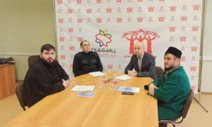 Представитель епархии принял участие в вебинаре цикла «Удмуртия поликонфессиональная»