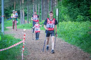 В рамках Межконфессиональной спартакиады состоялись соревнования по северной ходьбе