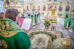 В Ижевске прошли торжества в честь 800-летия Александра Невского
