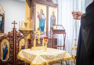По случаю Дня памяти и скорби митрополит Викторин совершил панихиду