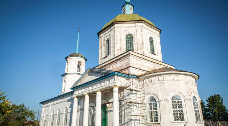 160 лет храму в с. Короленко Кизнерского района