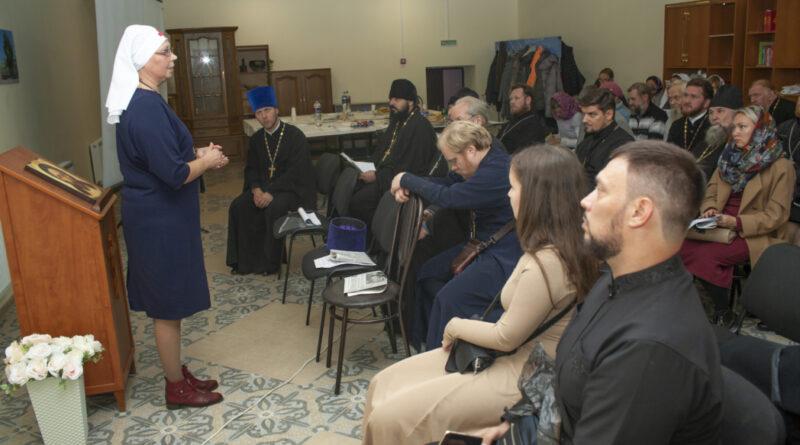 Состоялся межъепархиальный съезд по социальному служению