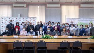 Представители духовенства Завьяловского благочиния встретились с педагогами