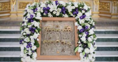 Праздник Покрова Пресвятой Богородицы в кафедральном соборе